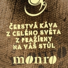 MONRO - káva | coffee